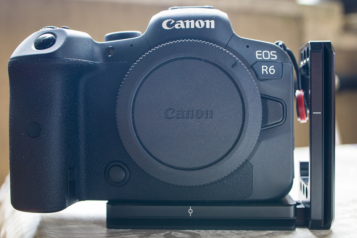 Canon R6 - First look